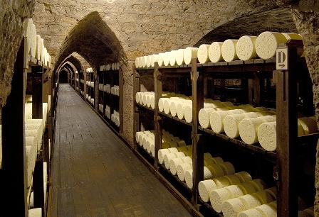 Les caves du Roquefort