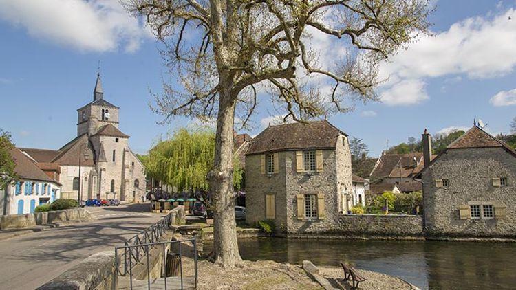 Bèze (Bourgogne-Franche-Comté)