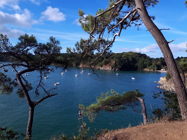 Le Golfe du morbihan en camping-car : vue magique !