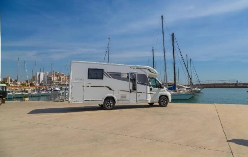 Destination bord de mer en camping-car