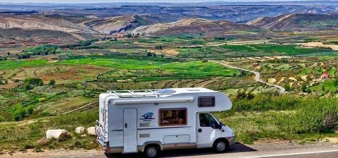 ESPAGNE en camping car