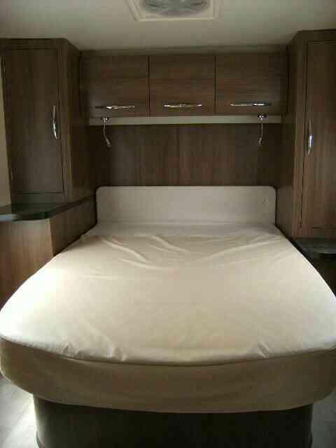 camping-car CHALLENGER MAGEO 119 EB  intérieur / autre couchage