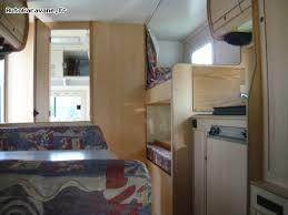 camping-car PILOTE FIRST 16  extérieur / arrière