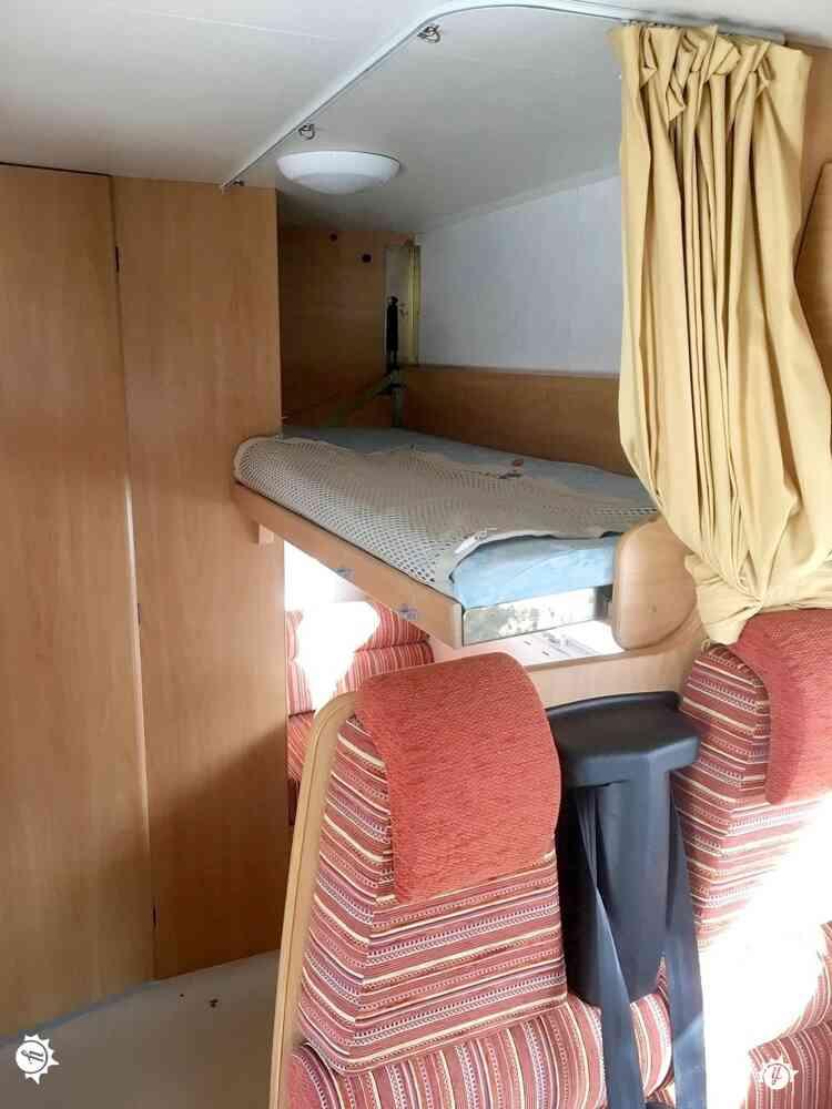 camping-car CHALLENGER GENESIS 142  intérieur / autre couchage