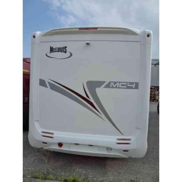 camping-car MC LOUIS MC4 80 G DIAMOND  extérieur / arrière