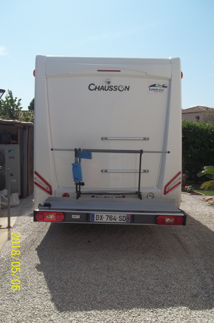 camping-car CHAUSSON WELCOME 628 EB   intérieur / coin salon