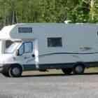 camping-car CHAUSSON WELCOME 6  extérieur / arrière