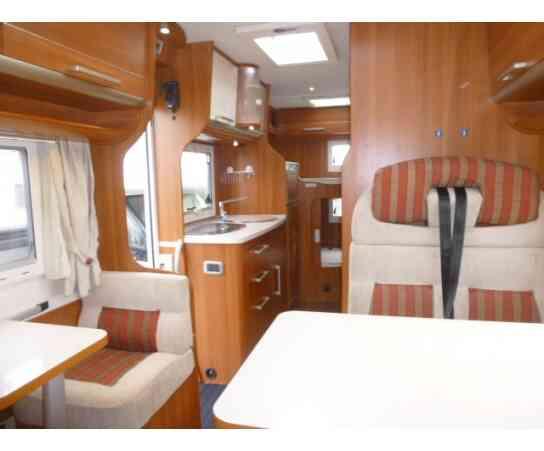 camping-car FIAT DUCATO LAIKA X 700  intérieur / autre couchage