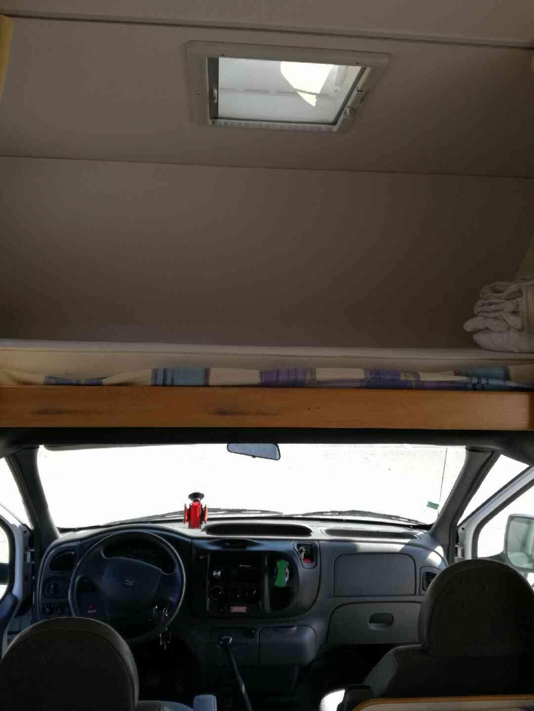 camping-car AUTOSTAR   intérieur / autre couchage