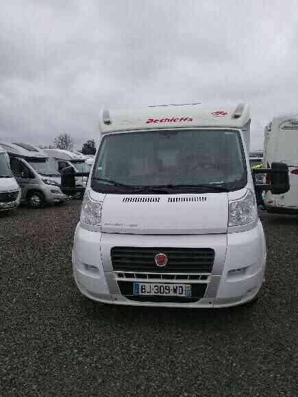 camping-car DETHLEFFS ADVANTAGE T 6501  extérieur / latéral gauche