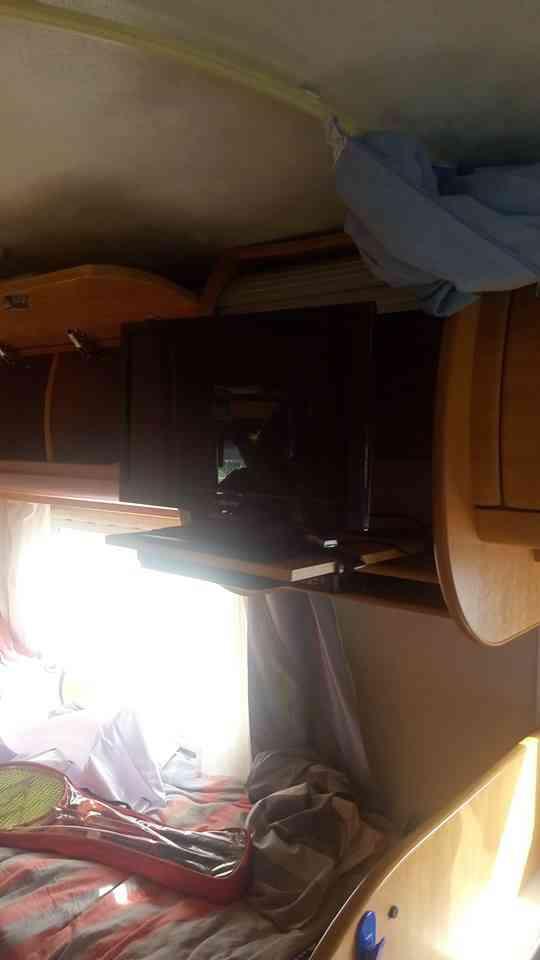 camping-car JOINT J154  intérieur / soute