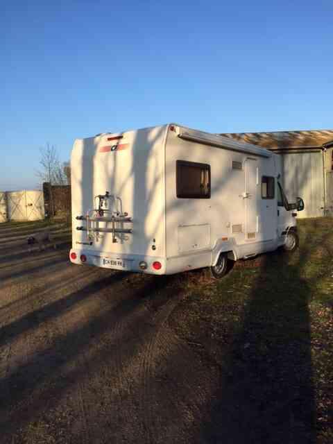 camping-car TRIGANO ELLIOT 55  extérieur / arrière