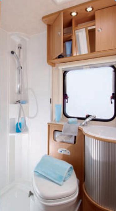 camping-car ADRIA SPORT 576 DK  intérieur / coin salon
