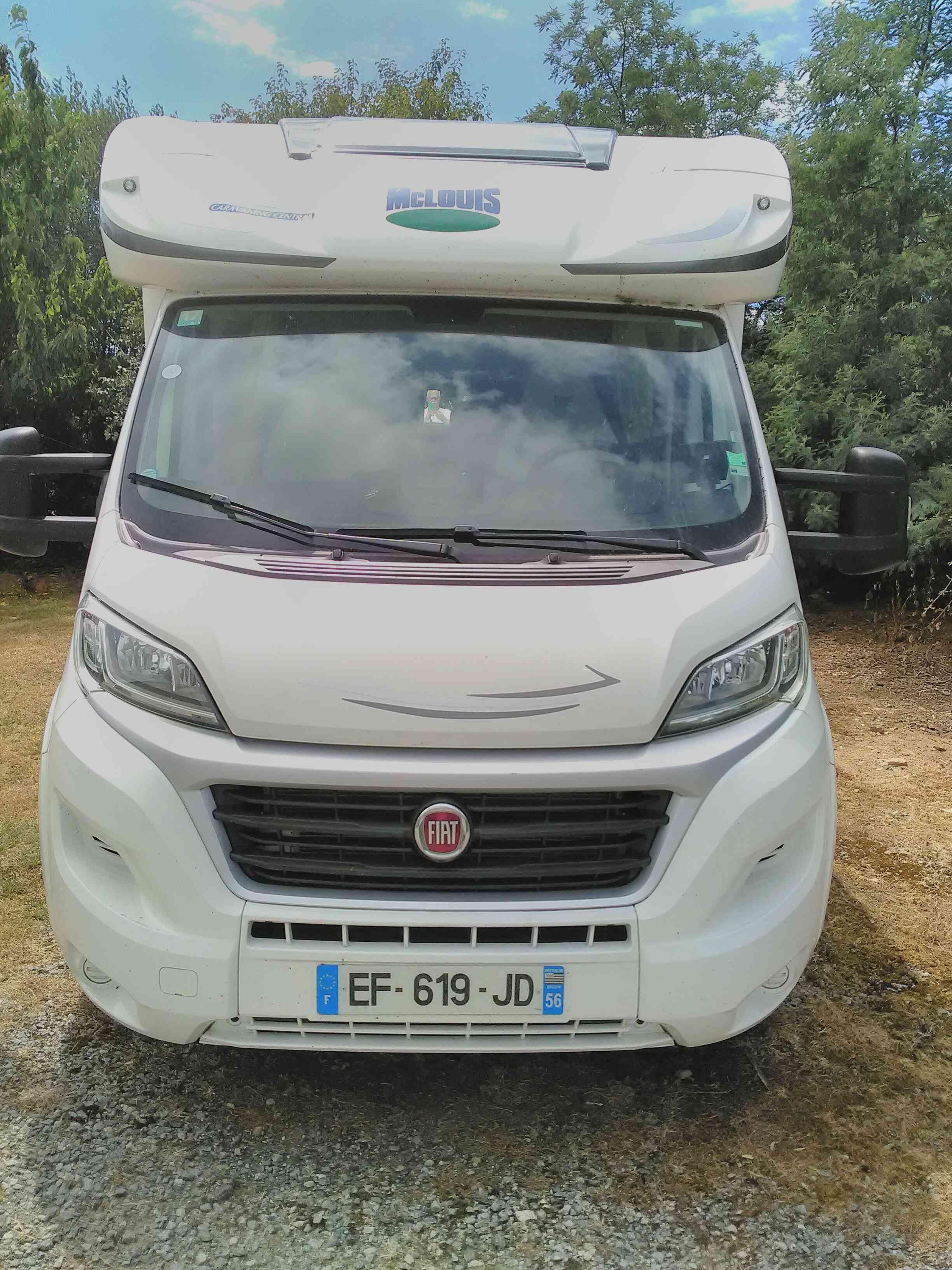 camping-car MC LOUIS MC2 77