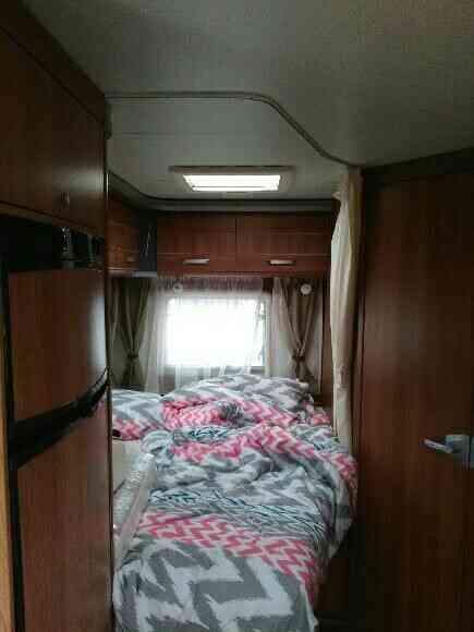 camping-car DETHLEFFS ADVANTAGE T 6501  intérieur / autre couchage