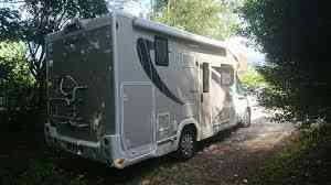 camping-car CHAUSSON 758 EB TITANIUM  intérieur / coin salon
