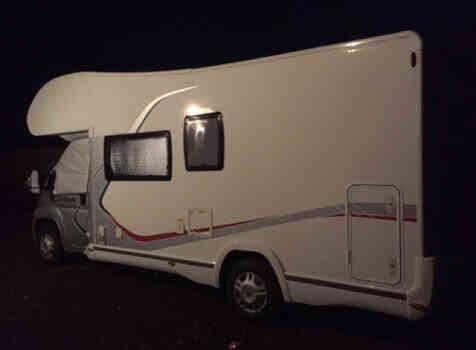 camping-car CHALLENGER GENESIS C 286