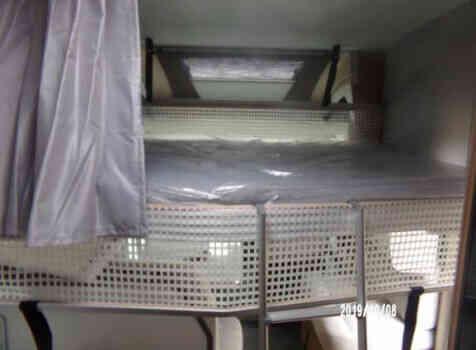camping-car ADRIA MATRIX AXESS 670 SC  intérieur / autre couchage