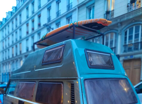 camping-car  WESTFALIA JOKER T3