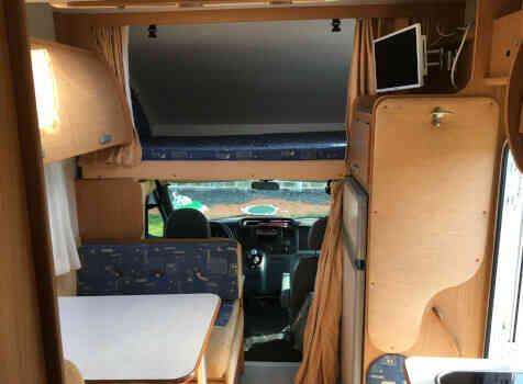 camping-car  RIMOR