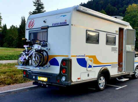 camping-car EURAMOBIL