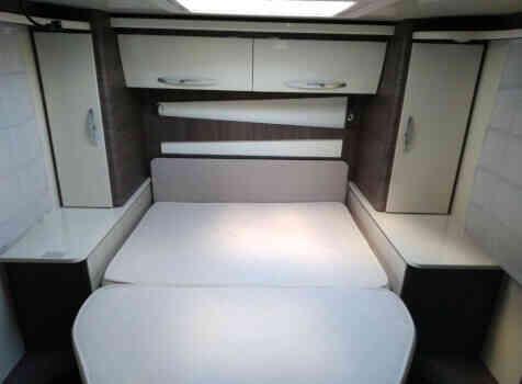 camping-car MC LOUIS NEVIS 79 KARAT   intérieur / autre couchage