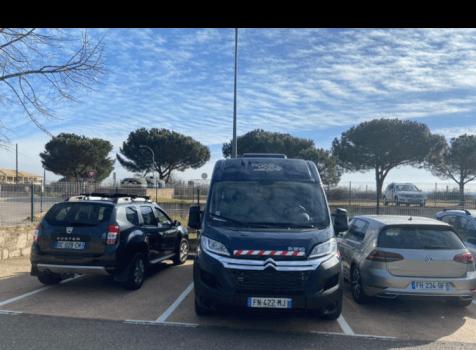 camping-car ROADCAR 540  extérieur / latéral gauche