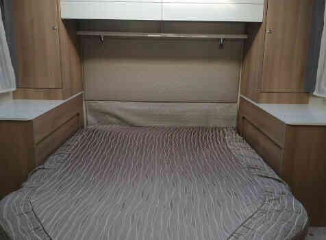 camping-car CI MAGIS 65 XT  intérieur / autre couchage