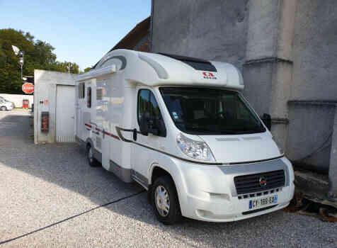camping-car ADRIA MATRIX AXESS M 670 SC  extérieur /