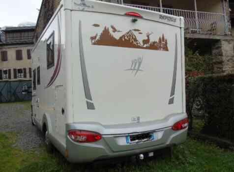 camping-car RAPIDO