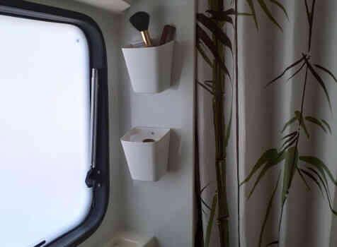 camping-car RIMOR  intérieur