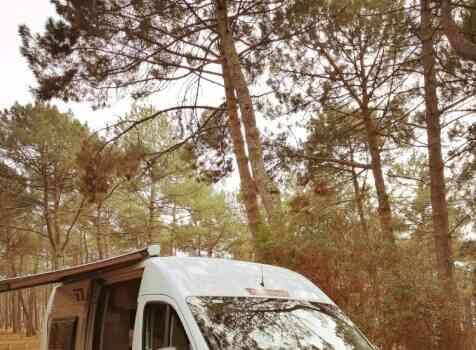 camping-car VANY 114 MAX  extérieur / latéral gauche