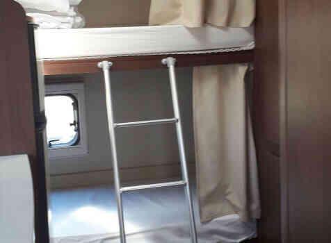 camping-car ROLLER TEAM AUTOROLLER  intérieur / autre couchage