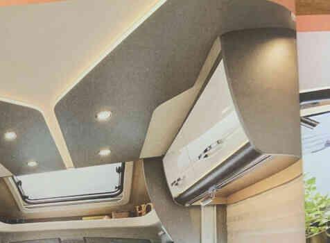 camping-car BURSTNER LYSEO CLASSIC TD 744  intérieur / autre couchage
