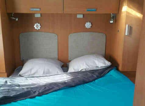 camping-car MOOVEO P 007  intérieur / autre couchage