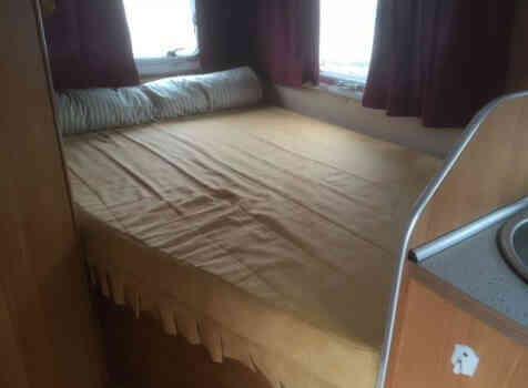 camping-car MC LOUIS STEEL 464  intérieur / autre couchage