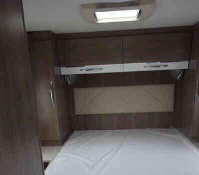 camping-car BAVARIA 741 LC  intérieur / autre couchage