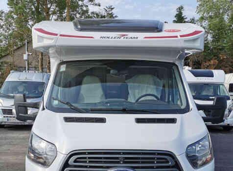 camping-car ROLLER TEAM KRONOS 265 TL  extérieur