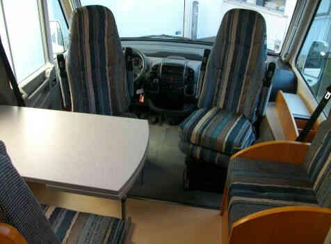 camping-car BAVARIA  I 65 ED