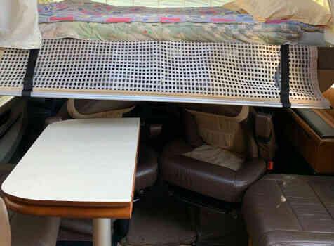 camping-car RAPIDO 991 M  intérieur / autre couchage