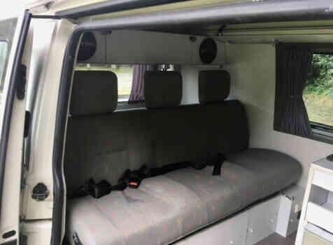 camping-car VOLKSWGEN TRANSPORTER T5