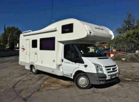 camping-car AUTO ROLLER MAXI 7  extérieur / l
