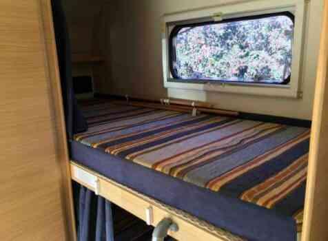 camping-car AUTO ROLLER MAXI 7  intérieur
