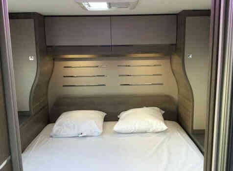 camping-car CHALLENGER 358 GRAPHITE EDITION BVA  intérieur / autre couchage