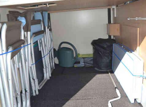 camping-car MC LOUIS MC4 379 G   extérieur / arrière
