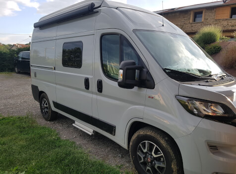 camping-car HYMERCAR FREE 540