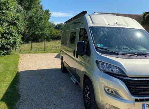 camping-car FONT VENDOME LEADER CAMP  intérieur / autre couchage