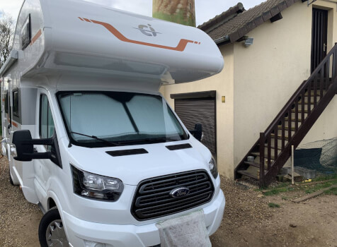 camping-car CI NACRE 77 M