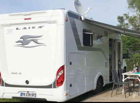 camping-car LAIKA KOSMO 512