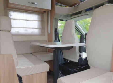 camping-car ROLLER TEAM KRONOS